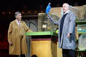 monty python goes the way of the parrot concert review toronto star