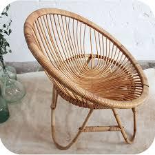 siege en rotin fauteuil en rotin fauteuil de bureau blanc pas cher design du monde
