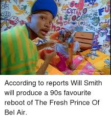 Bel Air Meme - image mental floss according to reports will smith will produce a