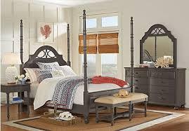 6 piece king sized bedroom furniture sets