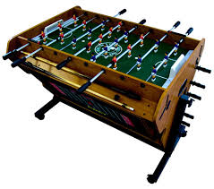 4 in one game table in 1 rotational game table