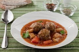 ricette cucina turca ricetta polpette di carne in salsa della cucina turca terbiyeli