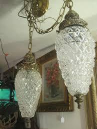 Chandelier Swag Lamp Mid Century Vintage Swag Lamps Hanging Lights Hanging Lights