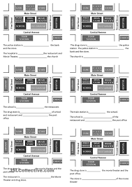 basic prepositions of place esl worksheets of the day