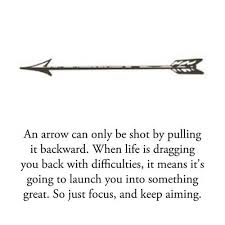 arrow quotes simple best 25 arrow quote ideas on