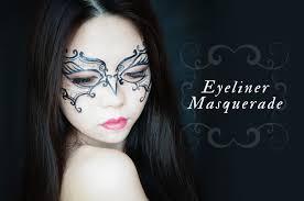 眼線面具妝 eyeliner masquerade makeup neat freak u0027s diary youtube