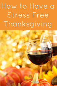 how to a stress free thanksgiving bargainbriana