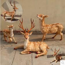 metal reindeer decorations metal reindeer
