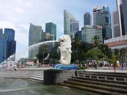 singapore lion singapore lion picture of marina bay singapore tripadvisor