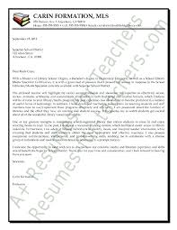 Cover Letter For Educational Leadership Librarian Media Specialist Cover Letter Sle And