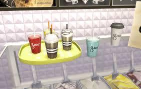 sims4 sweet ice cream set 冰淇淋物件組 ruby u0027s home design