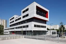 immeuble de bureaux archi tech cabinet d architecture basé à besançon doubs franche