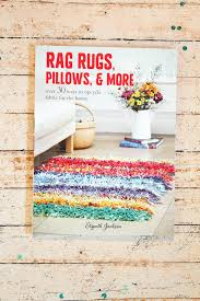 punk projects book review rag rugs pillows and more by elspeth