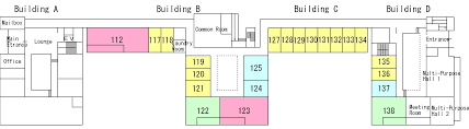 Tokyo Station Floor Plan by Housing Office Housing Information International Lodge