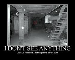 When You See It Meme - when you see it demotivational posters meme and creepy