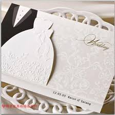 wedding card from groom to new personalized design white the and groom dress style