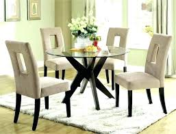 glass dining room sets glass dinette table dining room glass dinette sets glass