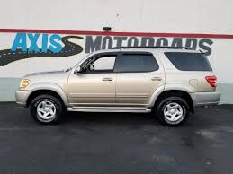 Toyota Asis Used Toyota Sequoia 5 000 In New Jersey For Sale Used