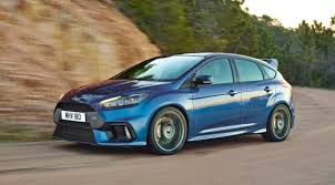 high performance ford focus ford focus rs look review autonxt