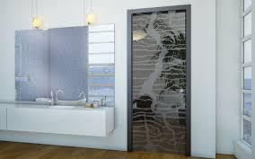bathroom doors glass glass door for bath