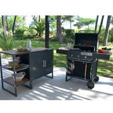 meuble cuisine exterieure etagère cuisine tambora meuble 2 portes cuisine tambora barbecue à