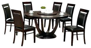 espresso dining table with leaf espresso dining set 7 piece dining set in espresso finish by crown