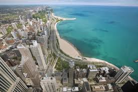 Chicago Beaches Map by What To Do On Chicago U0027s Lake Shore Drive Chicago Travelchannel