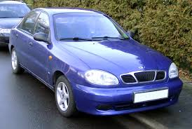 car search online daewoo lanos