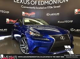 2016 lexus is200t canada 2016 ultra sonic blue lexus is 350 awd f sport series 2 in depth