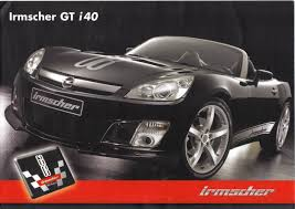 opel irmscher opel gt conversion irmscher gt i40 saturn sky forums saturn