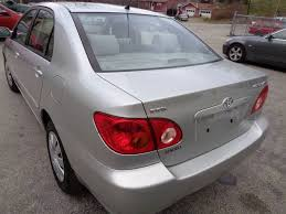 03 toyota corolla mpg 2003 toyota corolla le 4dr sedan in smithton pa maroney s