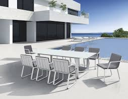 white outdoor table and chairs best white aluminum patio furniture and metal garden table chairs