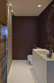 ergonomic modern powder room 110 modern small powder room design