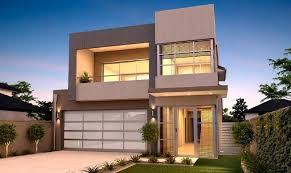 modern two house plans vibrant idea two floor house design colorful 2 storey model 4 home