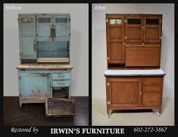 history of hoosier cabinets