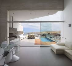 panoramic ocean view beach house