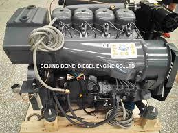 china diesel engine air cooled deutz f4l912 for concrete pump