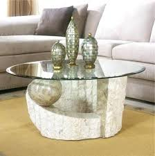 stone and glass coffee table stone top sofa table coffee wood coffee table glass coffee table
