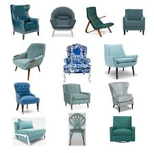 Blue Living Room Chairs Modern Chairs Design - Blue living room chairs