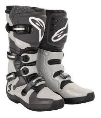 grey motorcycle boots 140 12 alpinestars tech 3 boots 2012 139620