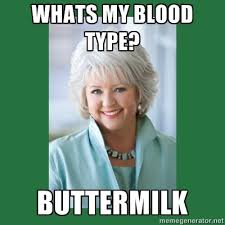 Paula Deen Butter Meme - paula deen butter is everything meme blog 436 investingbb