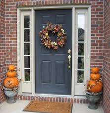 porch and entryway ideas from subtle to scary