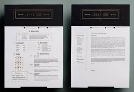 Elegant Resume Examples by The Best Cv U0026 Resume Templates 50 Examples Design Shack