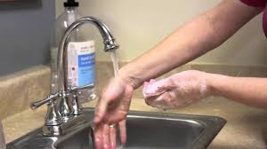 cna essential skill handwashing youtube