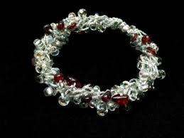 birthstone bracelet for birthstone bracelet january garnets earthfaire