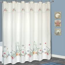 White Cotton Curtains Valentine Days Cool Valentine Shower Curtains For Bathroom