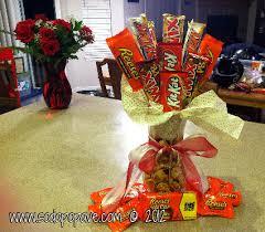 candy bar bouquet domestic underachiever