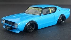 nissan kenmeri for sale liberty walk nissan skyline kenmeri kpgc110 diecast youtube