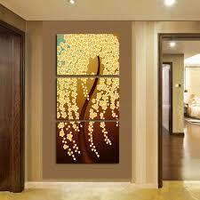 Cheap Framed Wall Art by Online Get Cheap Canvas Flower Road Aliexpress Com Alibaba Group