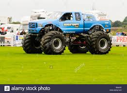 bigfoot the monster truck odyssey battery bigfoot monster truck stock photo royalty free